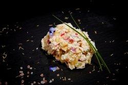 Schnitzel on Wheels: Salată de cartofi