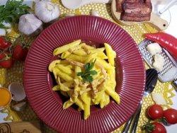Pasta Truck: Carbonara