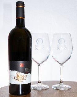 1 Solo Quinta + 2 pahare de vin CADOU image
