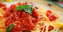 Paste Pomodori Basilico