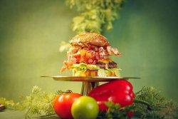Fabulous & Flavourous Burger image