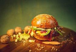 Fkng nuts ?! Burger  image