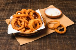 Frrrenchy onion rings image