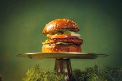 Legumific Burger image