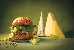 Mama Mia Che Fame !!! Burger image
