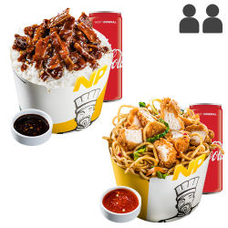 Duo Pack ( for 2 )