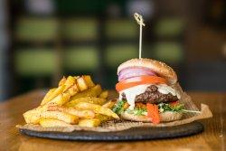 Quattro Formaggi Burger image