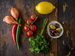 Calzone Vegetariana image