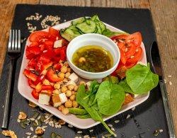 Salată proteică