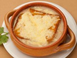 Supă cremă de ceapă image