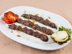 Yogurt kebab image