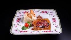Cotlet de porc glazurat image