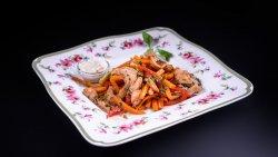 Wok de pui cu legume Thay image