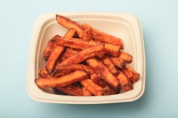 Cartofi dulci prăjiți image