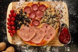 25% Reducere: Pizza Quattro stagione image