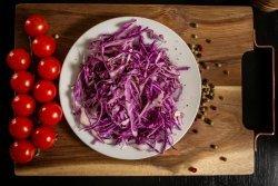 25% Reducere: Salată varză roșie image
