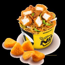 Noodle Pack Crispy + Cheesy Bites la alegere image