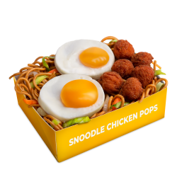 Snooze Breakfast Chicken Pops image