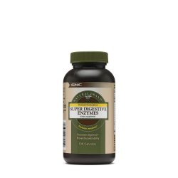 GNC Natural Brand™ Super Digestive Enzymes, Enzime Digestive, 100 cps