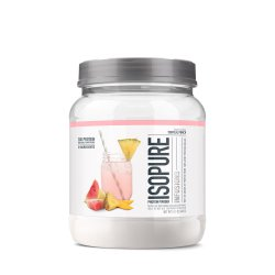 ISOPURE® INFUSIONS™, PROTEINA IZOLATA DIN ZER, CU AROMA DE PUNCH TROPICAL, 400 G
