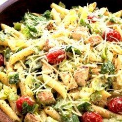 Salată cu parmesan