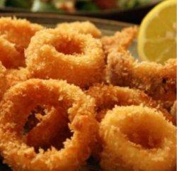 Calamari cu sos