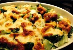 Broccoli gratinat 1,2 kg image