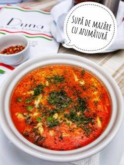 Supa de mazare cu afumatura image