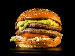 Big Daddy Lemmy & Crispy Fries image