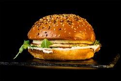 Burger Veggie  Marry + Crispy Fries ( 470 g) image