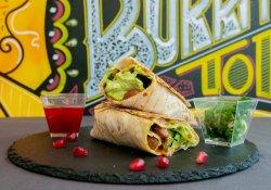 Burrito bravocado- veggie image