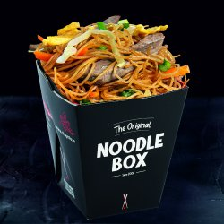 Noodles cu vită Smart Box image