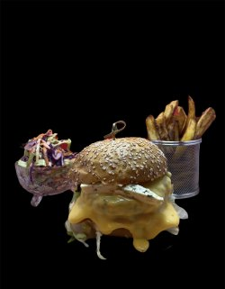 Burger 3 fromage image