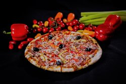 Pizza Izi d'oro  image