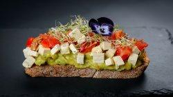 Avocado Tofu image