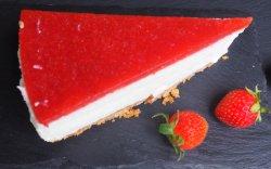 Cheesecake cu capsuni image
