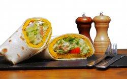 Avocado Wrap  image