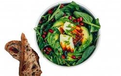 Salată  cu Halloumi  image
