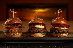Trio Burger image
