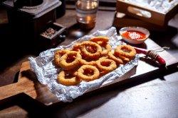 Onion Rings & Chilli Sweet image