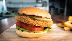 Chicken Burger