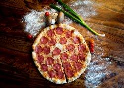 Pizza Salami Family