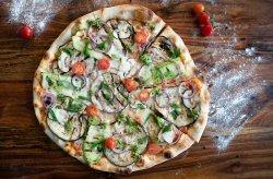 Pizza Vegetariana Family