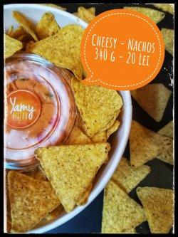 Cheesy Nachos 340g