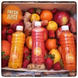 Fresh de fructe si legume 330ml