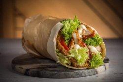 Shawarma Chicken Wrap