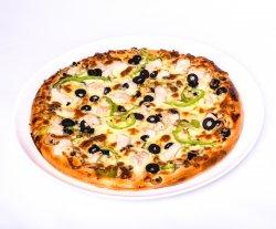 Pizza cu pui image