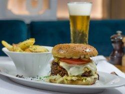 Aberdeen Beef Burger image