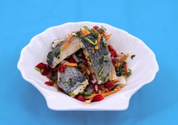 File scrumbie marinată salată + 1 chiflă image