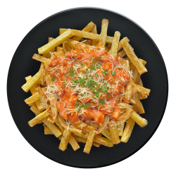 Pizza Fries image